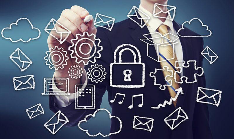 Las empresas cada vez más buscan proteger los documentos comerciales mediante apps de gestión documental como urCollection
