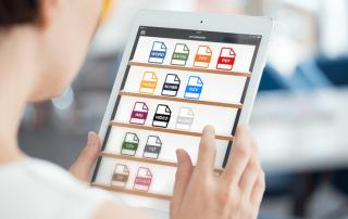 urCollection es la aplicación para comerciales que permite abrir cualquier tipo de documento comercial dentro del dispositivo móvil: windows, ios o android