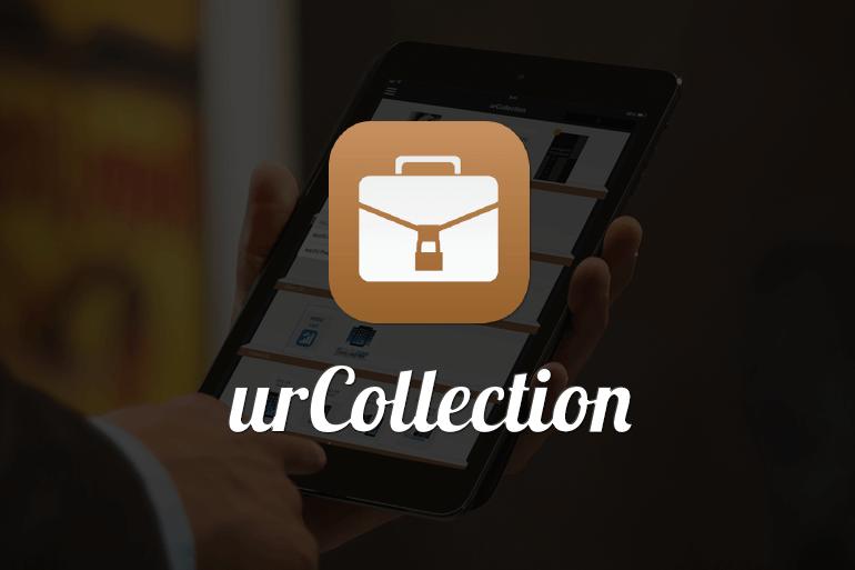 urCollection es la mejor app para comerciales que ayuda a potenciar las ventas, unificar el discurso y mejorar la distribución de catálogos y documentos comerciales